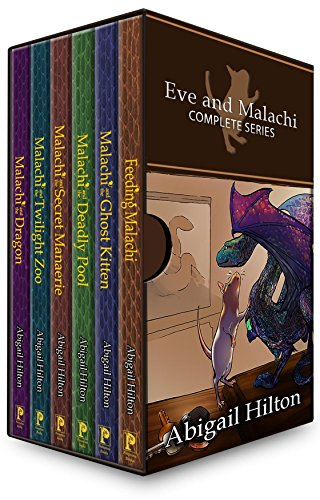 lete Series Boxed Set (The Eve and Malachi Series) (English Edition) (Mouse S First Halloween)