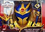 Power Rangers Mystic Force Roleplay Solaris Knight Training Set
