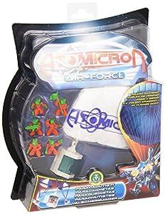 Atomicron - Paracaídas con Figura Hydrogen (Giochi Preziosi 18471)