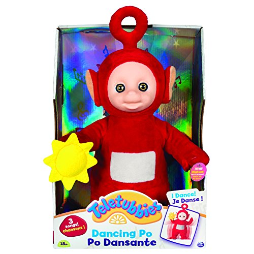 Spin Master 6037142 - Teletubbies - Dancing Po