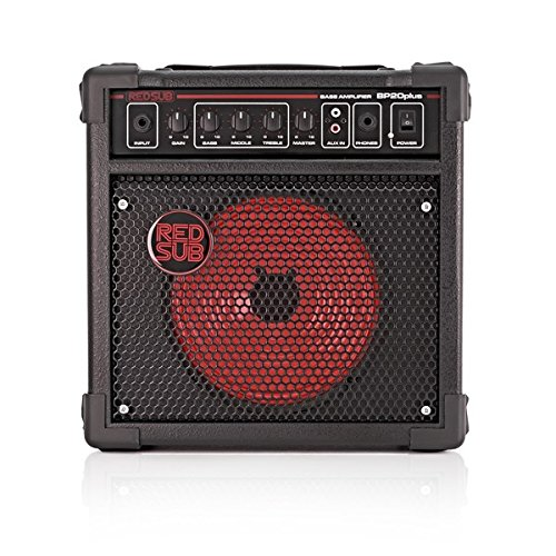 RedSub BP20plus 20W Bass Guitar Amplifier