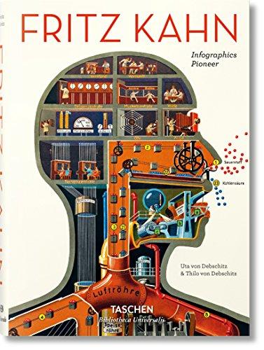 Fritz Kahn. Infographics Pioneer (Bibliotheca Universalis)