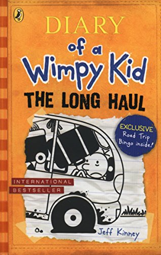 Diary of a Wimpy Kid, Tome 9 : The Long Haul