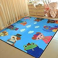 Arrampicata tappeto pad camera da letto coperta Bambino sveglio del fumetto che striscia sala soggiorno stuoia dei bambini