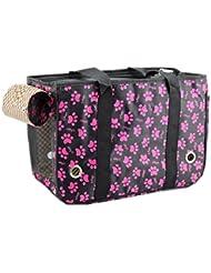 EOZY Bolso Teddy Paquetes De Viajes Para Perros Gatos Pequeños Aire Libre