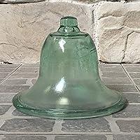 Campana de jardín para huerto fabricada en cristal – 20cm de diámetro