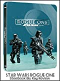 Review: Star Wars Rogue One Steelbook Blu Ray Review [OV]