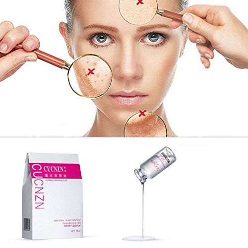 Hautpflege Straffende Haut Lavendel Pure Firming Collagen Starke Anti Falten Hyaluronsäure Serum Neu (Hautpflege-falten)
