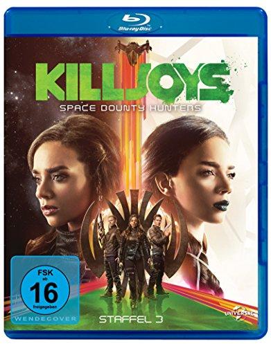Killjoys Staffel 3 Episodenguide Fernsehseriende