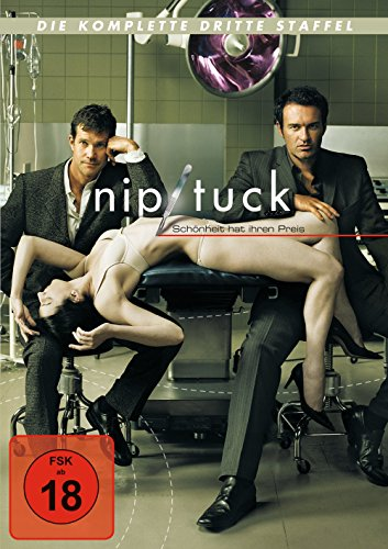 Nip/Tuck - Staffel 3 [6 DVDs] (Nip Tuck Series)