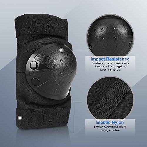 Zoom IMG-2 ipsxp skateboard protezioni set sicurezza