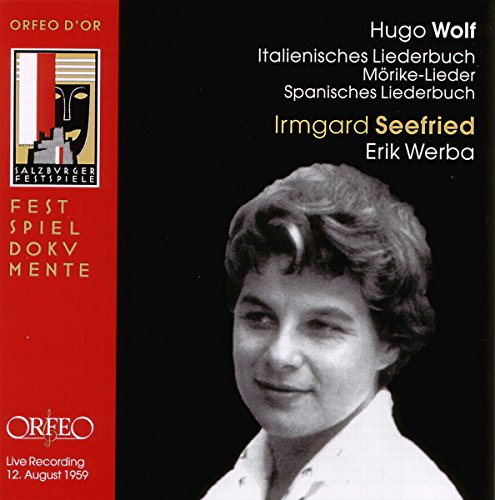 Irmgard Seefried & Hugo Wolf