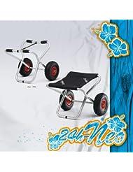 Eckla Surf Trolley, Wheelie-Stool / Chair by Eckla
