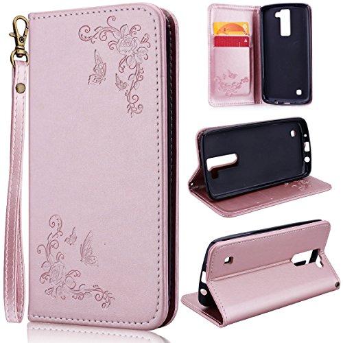 lg-k8-wallet-case-leather-lg-k8-pu-cover-smartlegend-lg-k8-elegant-wrist-strap-totem-rose-and-buttte