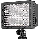 NEEWER CN-216 216PCS LED Dimmable Ultra High Power Panel Digital Camera / Camcorder Video Light, LED Light for Canon, Nikon, Pentax, Panasonic, SONY, Samsung and Olympus Digital SLR Cameras