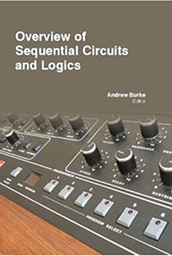 Portada del libro Overview of Sequential Circuits and Logics [Hardcover] [Jan 01, 2014] BURKE ANDREW