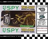 Alarma de moto SPY5000M con módulo sensor de presencia por microondas...