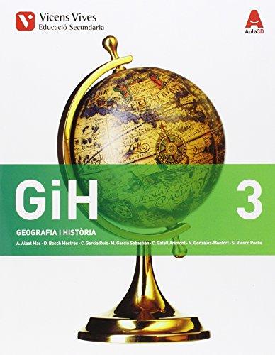 GiH 3 Geografia I Història Catalunya Aula 3D