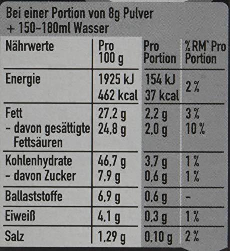 2-in-1 Sticks, löslicher Bohnenkaffee mit Creamer, Instant-Kaffee aus erlesenen Kaffeebohnen, koffeinhaltig, 8er Pack (8 x 80 g)
