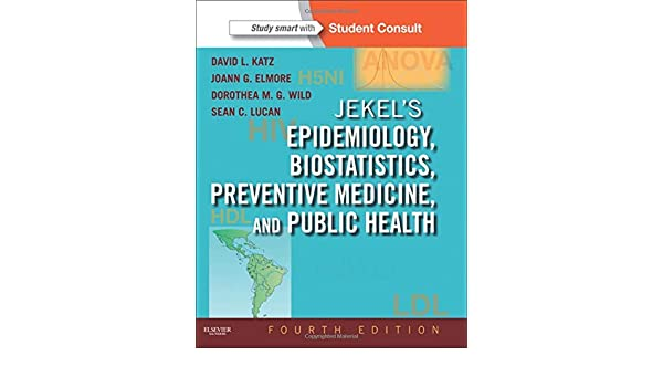 Buy Jekel's Epidemiology, Biostatistics, Preventive Medicine