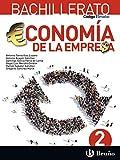 Código Bruño Economía de la Empresa 2 Bachillerato - 9788469611678