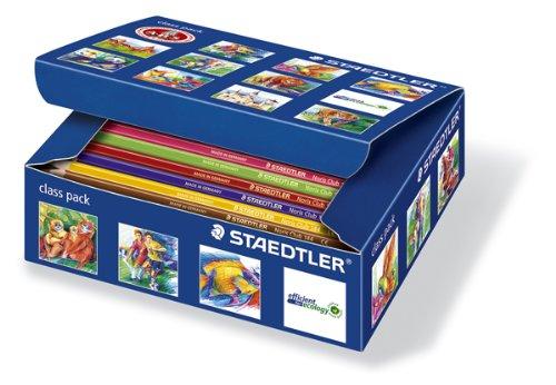 staedtler-144-c144-pastelli-noris-club-144-pezzi-in-una-scatola-per-scuola