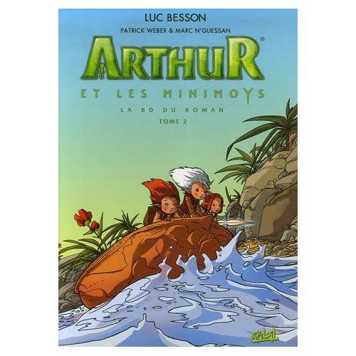 Arthur et les Minimoys, Tome 2 :