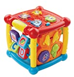 VTech Busy Learners Activity Cube - Best Reviews Guide
