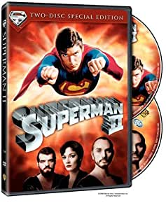 Superman 2 [DVD] [1981] [Region 1] [US Import] [NTSC]