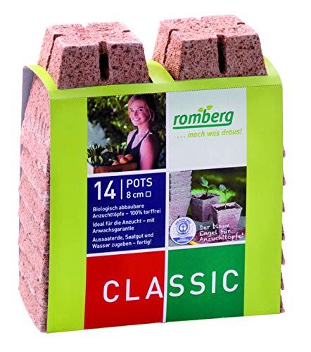 Romberg Classic quadratisch