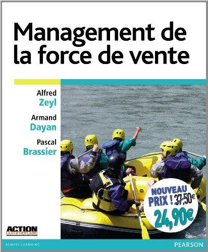 Management de la force de vente par Alfred Zeyl