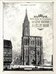 Notre-Dame de Strasbourg du Génie.Humain a l'Eclat Divin Livre-Objet+Coffret