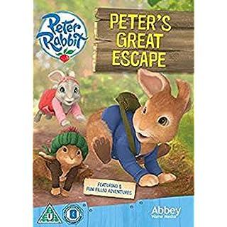 Peter Rabbit - Peter's Great Escape DVD