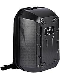 LussoLiv VMDP12808 Carbon Fiber ABS Hard Shell Backpack Case Bag For DJI Phantom 4