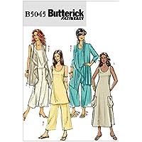 McCall's Patterns - Cartamodelli per top, tuniche, abiti e pantaloni da signora, taglie Y (XSM-SML-MED)