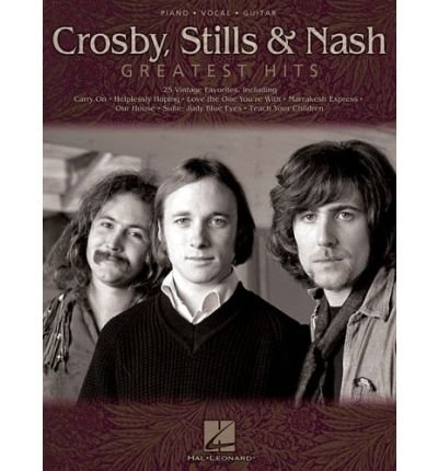 Preisvergleich Produktbild Crosby, Stills & Nash - Greatest Hits (PVG) (Piano/Vocal/Guitar Artist Songbook) (Paperback) - Common
