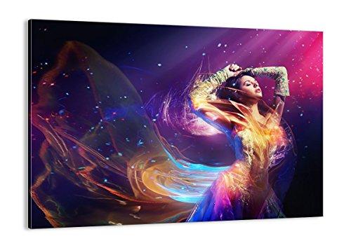 Leinwandbilder - Einteilig - Breite: 70cm, Höhe: 50cm - Bildnummer 2143 - zum Aufhängen bereit - Bilder - Kunstdruck - AA70x50-2143 ()