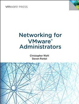 Networking for VMware Administrators (VMware Press Technology) de [Wahl, Christopher, Steve Pantol]