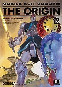 Mobile Suit Gundam - The Origin Edition simple Tome 16