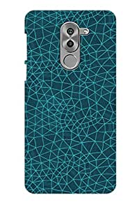 AMAN Tree Of Sprongs 3D Back Cover for Honor 6X