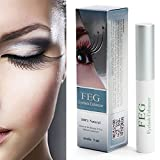 Wimpernwachstum, Farbenme Eyelash Enhancer I Wimpern Booster I Eyelash Growth Serum, 3ml Hormonfreies Premium Wimpernserum für atemberaubende Wimpern, Zur Verlängerung der Wimpern