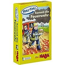 HABA 4542 - Ratz-Fatz kommt die Feuerwehr, Aktionsspiel