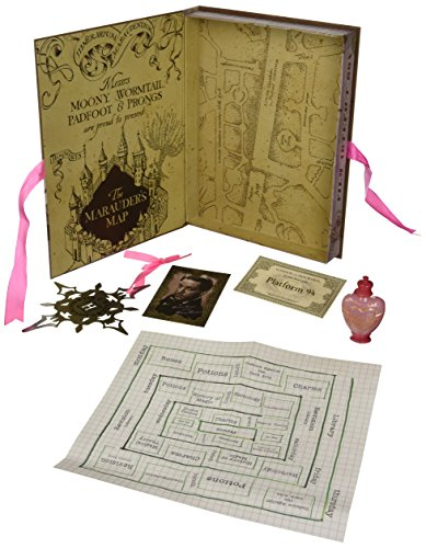 Noble Collection NN7431 Replik Hermine Granger-Box, Harry Potter (Erwachsene Kostüme Hermine)