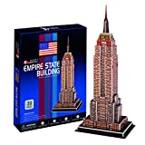 Puzzle 3D - New York : Empire State Building