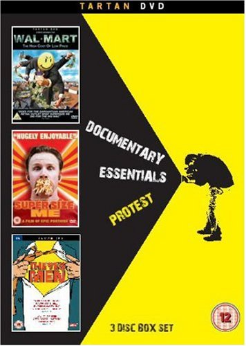 documentary-essentials-protest-import-anglais