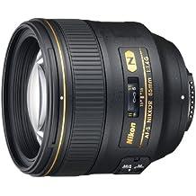Nikon AF-S 85mm F1.4 G - Objetivo con montura para Nikon (distancia focal fija 85mm, apertura f/1.4)
