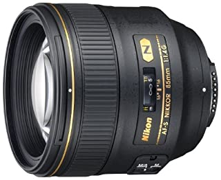 Nikon AF-S 85MM F1.4G - Objetivo para Montura F (Distancia Focal 85 mm, Apertura f/1.4) Negro (B003ZSHNE0) | Amazon price tracker / tracking, Amazon price history charts, Amazon price watches, Amazon price drop alerts