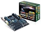 Gigabyte GA-990FXA-UD5 Mainboard Sockel AM3+ (ATX, AMD 990FX/SB950, 6x SATA III, 4x DDR3-Speicher, RJ-45, 2x USB 3.0)