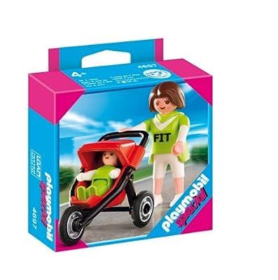 Playmobil 626043 - Familia Mamá Con Cochecito de Playmobil