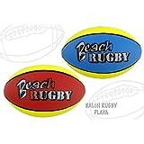 Balon rugby playa